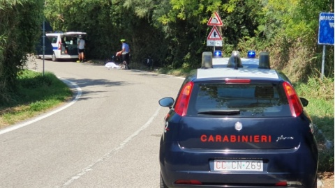 incidente sulla Panoramica